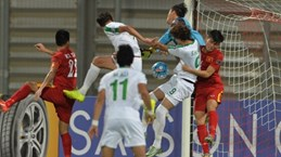 Vietnam tie 0-0 with Iraq, advance to Asian quarter-finals