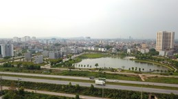 Bac Giang city strives to transform itself into smart, green city