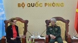 Vietnam, UNDP enjoy fruitful cooperation: UNDP official