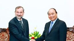PM welcomes new Slovenian Ambassador