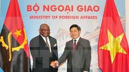 Vietnam, Angola seek to boost partnership in promising areas