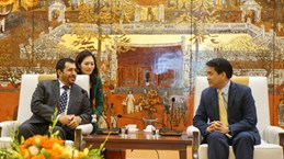 Oman wants to boost investment in Hanoi