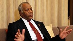 Condolences to Vanuatu on passing of President
