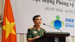 Sudan military officers welcomed to study in Vietnam