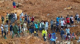 Condolences to Sierra Leone over losses in mudslide disaster