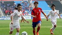 Vietnam ends AFC Women's Cup after three losses