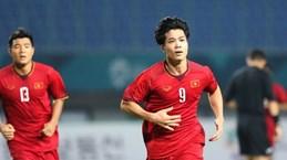 Vietnam beat Bahrain 1-0, entering ASIAD quarter-finals