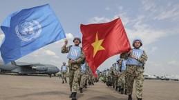 Vietnam's peacekeeping mission in South Sudan grabs int'l headlines