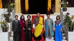 Vietnamese ambassador presents credentials to King of Bhutan
