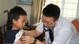 Thousands of Nam Dinh children to get free heart checks