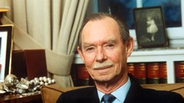 Condolences to Luxembourg on death of Grand Duke Jean