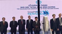 Tetra Pak inaugurates sterilised paper box plant