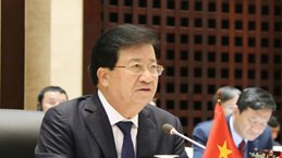 Deputy PM: Vietnam wants expand cooperative ties with Tanzania