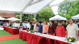 Nghe An commemorates Uncle Ho's 50th death anniversary