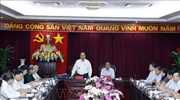 PM urges Thai Nguyen, Bac Kan to strive for greater development achiev