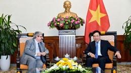 Vietnam, Uruguay hold political consultation