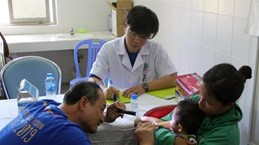 Over 200 children receive cleft lip, palate jaw checkups