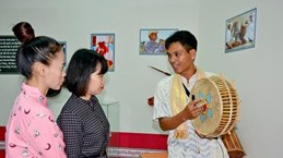 Cham culture in Ninh Thuan featured in Dak Lak exhibition