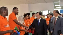 Vietnam-Tanzania relations further consolidated: diplomat