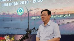 Deputy PM stresses people-centred approach in new rural area building