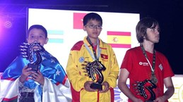 Vietnam finishes first at World Rapid & Blitz Chess Championships
