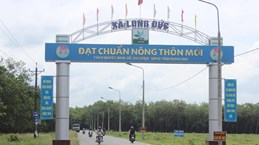 Southern provinces raise over 932 trillion VND for rural building