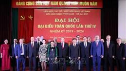 Association helps promote Vietnam-Belarus friendship