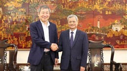 Bac Ninh pledges favourable conditions for foreign firms