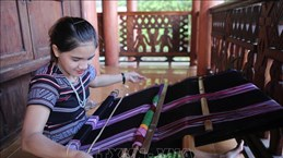Brocade weaving recognised as national intangible cultural heritage