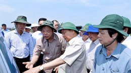 PM directs landslide prevention in Mekong Delta