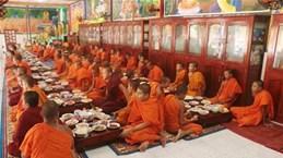 Khmer ethnic people in Soc Trang enjoy merrier Sene Dolta festival