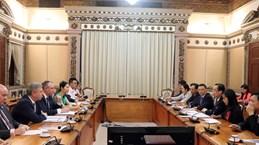 HCM City pledges favourable conditions for British investors