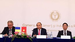 Vietnam-Romania joint committee holds first ministerial-level session
