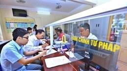 Vinh Phuc province streamlines administrative apparatus