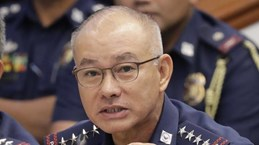 Philippine national police chief steps down amidst drug scandal