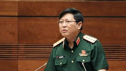 Vietnam's high-ranking military delegation visits EU