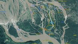 Laos test-runs first turbine of Don Sahong hydropower plant