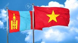 Vietnam, Mongolia exchange congratulations on diplomatic ties