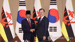 RoK, Brunei agree to foster ties in ICT, smart city projects