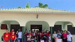 Vietnamese women association in Tanzania supports orphans