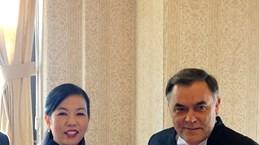 Vietnam, Canada enhance parliamentary cooperation