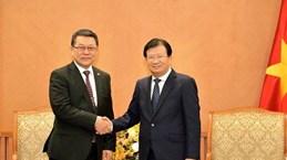 Vietnam, Mongolia seek stronger economic, trade ties