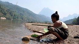 Lao ministry blames recent droughts on climate change