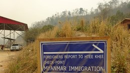 Myanmar – Thailand trade hits over 770 million USD