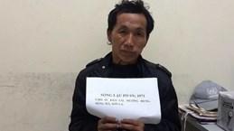 Son La: Man arrested for drug trafficking