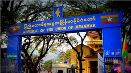 Myanmar's border trade with neighbours surges