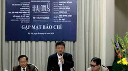 First Ha Long int'l music festival to take the stage
