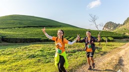 More than 3,000 runners to run trails of Moc Chau