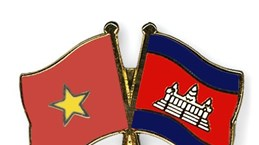 Cambodia guard official pays pre-Tet visit to Can Tho