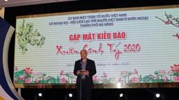 Da Nang welcomes overseas Vietnamese home for Tet